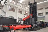 Sgs-hydraulische preiswerte Metalballenpresse