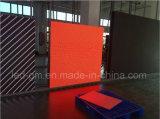 Cartelera impermeable a todo color al aire libre de la visualización de LED (publicidad de pantalla visual de P10mm LED)