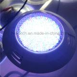 54W lámpara subacuática montada superficie de la piscina del acero inoxidable LED