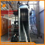 Tipo acabamiento industrial del puente Cl-2712 que cura el horno para la pintura del polvo