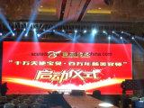 Especial a presión el alquiler LED de los acontecimientos del aluminio P3.91 1000*500m m 500X500m m HD de la fundición