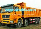 SHACMAN camión de 50 toneladas camión volquete 8X4