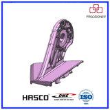 Molde rápido de Hpdc do protótipo para a Estrutura-Alu 19 do espelho Rear-View: )