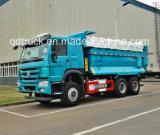 판매를 위한 HOWO 371HP 6X4 팁 주는 사람 덤프 트럭