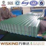 Corrugated стальной лист для толя покрывает строительный материал