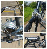 Starker Mann-Art-elektrisches Stadt-Fahrrad