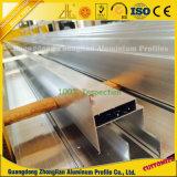 Perfil de alumínio de limpeza anodizado para o alumínio do quarto desinfetado