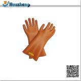 Gute Qualitätspreiswerter Gummi-isolierende Latex-Handschuhe