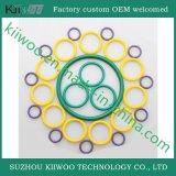 Joint circulaire coloré en gros de Viton de joint circulaire de silicones