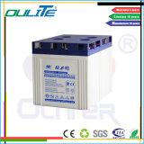 Batterie d'acide de plomb libre de la maintenance 2V 2000ah d'assurance commerciale pour le système solaire