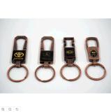개인화된 열쇠 고리 GM 표준 중요한 상한 덴마크 로고 키를 판매하는 제조자