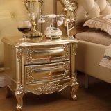 Hölzerner Bett-und Abziehvorrichtung-Tisch für antike Schlafzimmer-Möbel