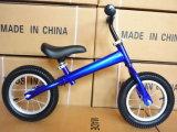 """جديات طفلة دفع ميزان دراجة دراجة 12 """" اللون الأزرق"""