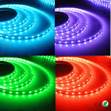 bande flexible colorée décorative 5m/Roll de 12V 300LEDs SMD5050 RVB DEL