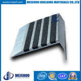 Scala di alluminio dell'inserto su ordinazione del carborundum che arrotonda la punta per le scale concrete