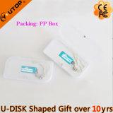 회사 선물 (YT-3204)를 위한 소형 회귀하거나 회전대 USB 섬광 드라이브