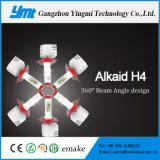 Lampada automatica automatica della testa della lampada di alto potere H4 LED di Xhp 50 del CREE degli accessori