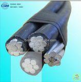 Câble d'ABC du câble 0.6/1kv isolé par temps système normal d'AS/NZS 3560.1