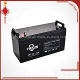 batería solar recargable de 12V 120ah con la recuperación profunda excepcional de la descarga