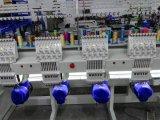 [وونو] 6 رؤوس تطريز آلة حوسب عملية عال سرعة [توب قوليتي] تطريز آلة مع [رسنبل بريس]