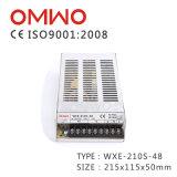 Preiswerte Stromversorgung des Schalter-Wxe-250s-48