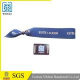 Hôpital remplaçable de RFID/NFC une bande de poignet d'utilisation de temps