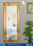 Зеркало мозаики/серебряные алюминий/медь и бессвинцовое зеркало/декоративное зеркало с Ce