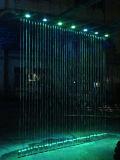 couleur de 2m changeant le rideau en eau d'acier inoxydable