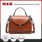 Mais recente Designer Fashion Zipper Lady Handbag Women Bag