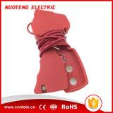 調節可能な多目的安全ケーブルのロックアウト