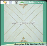 Revêtement en plâtre en aluminium Revêtement de plafond Plafond Plafond