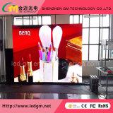 Экран дисплея цифров СИД электроники обслуживания напольный рекламировать передний, P8mm