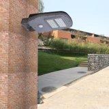 홈을%s PIR 센서 벽 램프를 가진 고성능 5W 태양 정원 빛