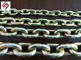 Encadenamiento de elevación de cadena del acero inoxidable G50 con el Alto-Diámetro 8