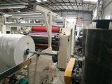 Toalla de mano de alta velocidad de la laminación del pegamento que hace la máquina