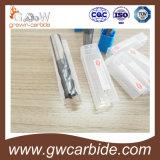 Fraise en bout de carbure de nez de bille de qualité HRC45-50
