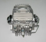 Pezzi di ricambio del motociclo, testata di cilindro del motociclo completa per Honda C70 CD70 Jh70 70cc