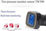 TPMS Système de surveillance de la pression des pneus + 4 capteurs externes Cigarette