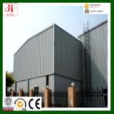 Edificio prefabricado rápido del marco de acero de la construcción
