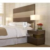 Disegni moderni laminati ad alta pressione della mobilia della camera da letto dell'hotel di Wilsonart