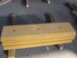 Morceau d'extrémité, tranchant dans plat conique de tranchant des parties de machines de construction 101-9436 le double du bouteur