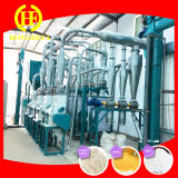 máquina da fábrica de moagem do milho do milho de 20t 30t com treinamento da instalação