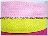 "tessitura gialla di 450d 1 "" Plypropylene per i sacchetti"
