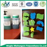 Pâte de couleur verte pour la mousse de polyuréthane Tdi Mdi