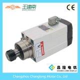 Gdz Luftkühlung-Serie 4.5kw quadratischer asynchroner Wechselstrom-Spindel-dreiphasigmotor