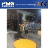 Preço manual mecânico da máquina de envolvimento do estiramento da pálete