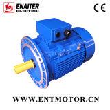 Alu que abriga o motor elétrico para o uso largo