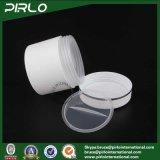 vaso di plastica di 100g 3.3oz pp dal vaso cosmetico vuoto crema della crema di cura di pelle con la plastica larga del contenitore del condizionatore dei capelli della bocca del coperchio