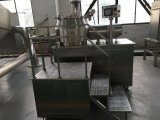 Ghl-800 horizontale nasse mischende Granuation Maschine