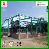 Taller de acero del acero estructural para el uso industrial